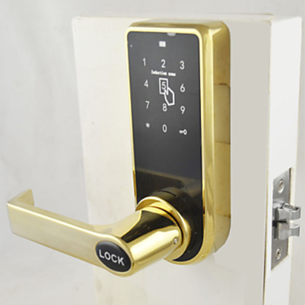 Digital Keypad Password Code Number Electronic Door Locks For Home Office  Apartment