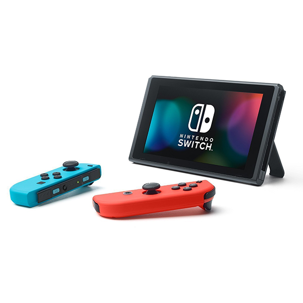 Nintendo Switch Console with Joy-Con - neon