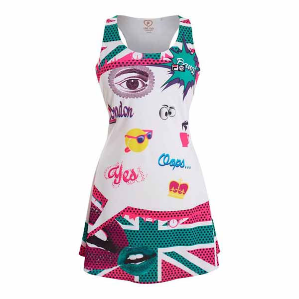Fila MB Court Centrale Dress