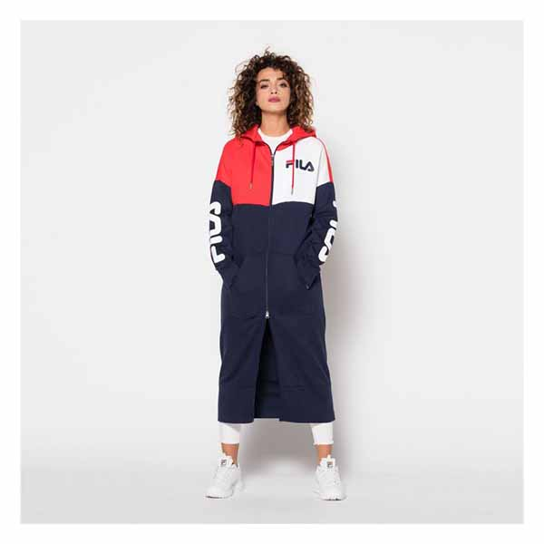 Fila Alva Long Sweat Dress